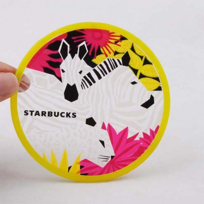 Cute Tea Cup Coaster