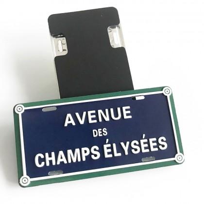 Car License Plate Magnet