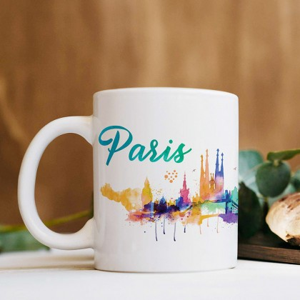 Custom Ceramic Cup