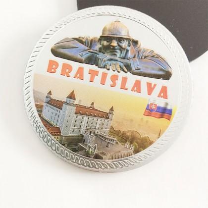 Custom Foil Magnet