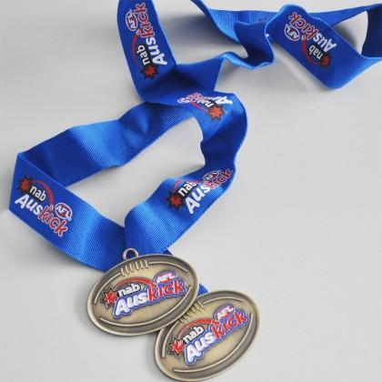 Enamel Metal Medal