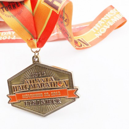 Gold Metal Medal