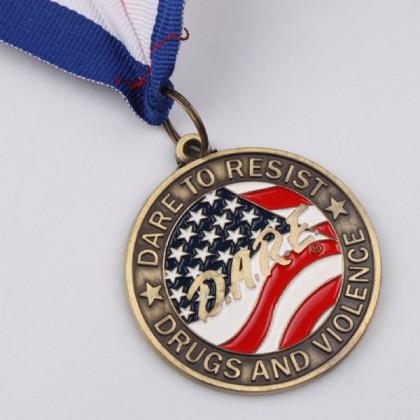 Paint 3D Metal Medal