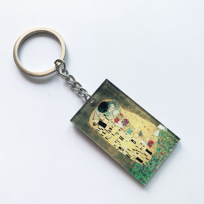 Photo Acrylic Keychain