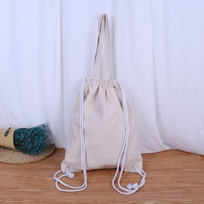 Plain Cotton Tote Bag