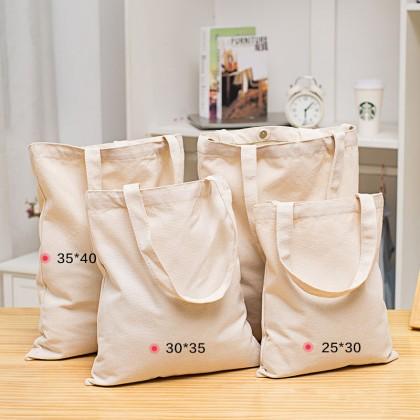 Plain Printing Cotton Bag