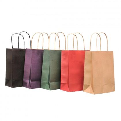 Recycled Custom Brown Bag
