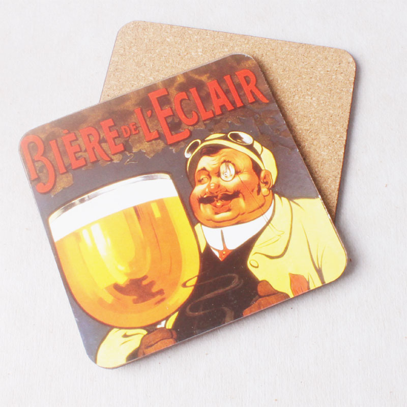 Wood Drink Coaster