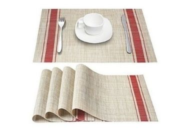 PVC Place Mat Manufacturer and Supplier in China