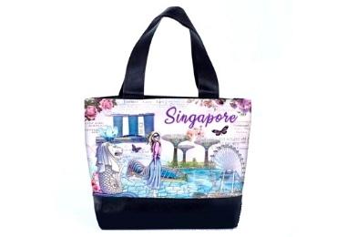 Leather Souvenir Bag