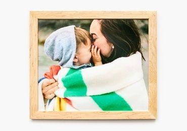 Souvenir Wooden Photo Frame