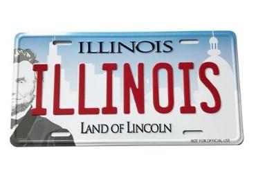 souvenir car plate