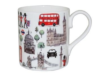 Souvenir ceramic mug