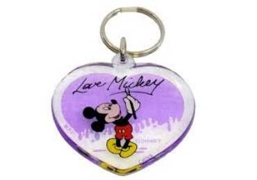 Acrylic Keyring Manufacturer and supplier in China