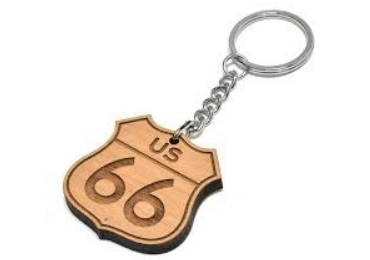 Laser Keychain manufacturer and supplier in China