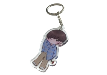 Plastic Keychain manufacturer and supplier in China