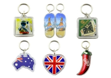 Plastic Keyring manufacturer and supplier in China