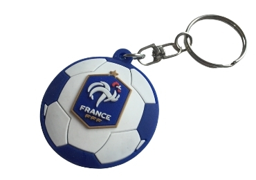 Rubber Keychain manufacturer and supplier in China