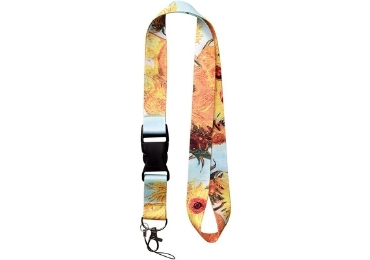 Silk Lanyard manufacturer and supplier in China