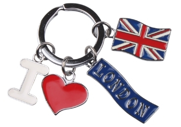 Souvenir Keychain manufacturer and supplier in China