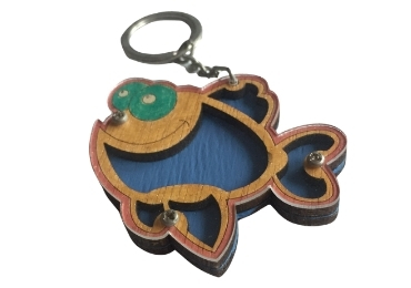Wooden Keychain manufacturer and supplier in China