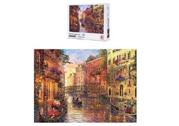 1000 pcs Jigsaw Puzzle manufacturer and supplier in China