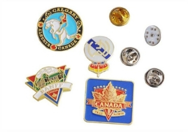 3D Die Cast Lapel Pin manufacturer and supplier in China