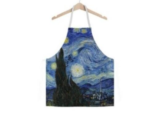 4 - Art Apron manufacturer and supplier in China