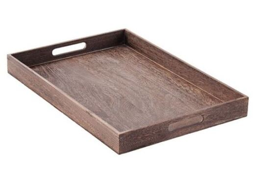 4 - Wood Serving Tray manufacturer and supplier in China