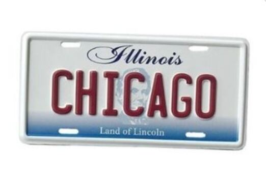 8 - Car Plate Fridge Magnet manufacturer and supplier in China