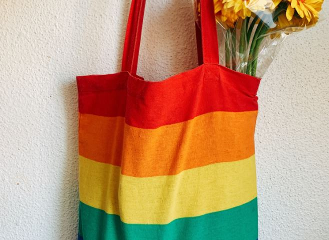 Colorfast Cotton Bag manufacturer and supplier in China
