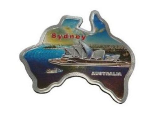 9 - Foiled Fridge Magnet manufacturer and supplier in China