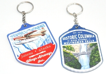 Acrylic Keychain Souvenirs manufacturer and supplier in China
