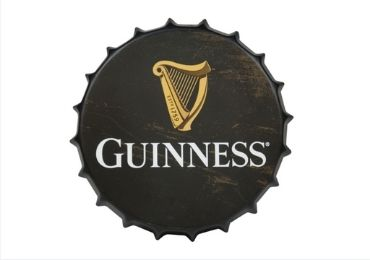 Advertising Bottle Cap Sign manufacturer and supplier in China