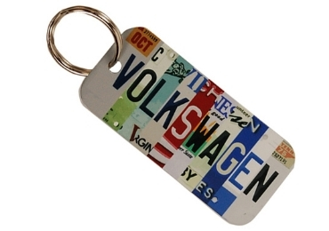 Aluminum Sign Keychain manufacturer and supplier in China