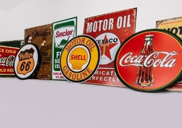 Amazon Die Cut Sign manufacturer and supplier in China