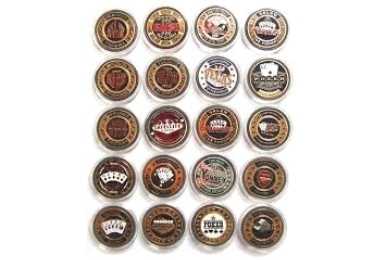 Brass Trolley Coin manufacturer and supplier in China