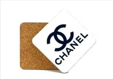CHANEL MDF Coaster manufacturer and supplier in China