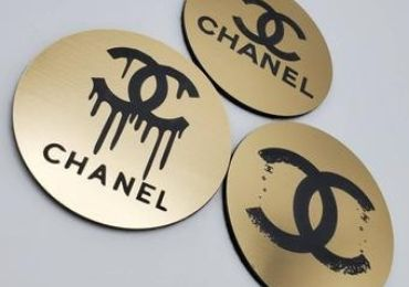CHANEL Metal Coaster manufacturer and supplier in China