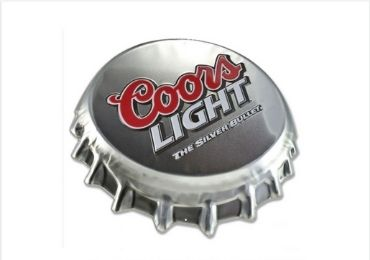 CMYK Printing Bottle Cap Sign manufacturer and supplier in China