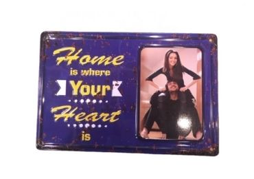 CMYK Printing Metal Photo Frame manufacturer and supplier in China