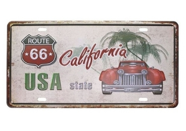 Car License Plate manufacturer and supplier in China