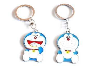 Tokyo Cartoons Souvenir Metal Keychain manufacturer and supplier in China