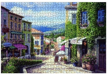 City Puzzles manufacturer and supplier in China
