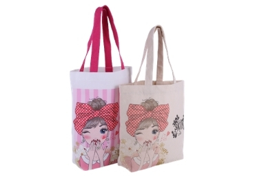 Custom Cotton Tote Bag China manufacturer and supplier