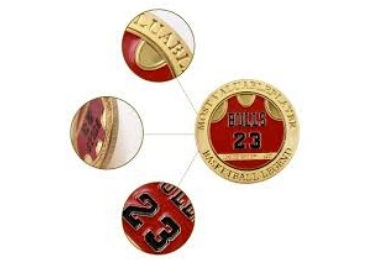 Custom Enamel Medallion manufacturer and supplier in China