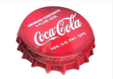 Decorative Bottle Cap Sign manufacturer and supplier in China