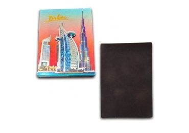 Dubai Souvenir Magnet manufacturer and supplier in China