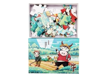 Educational Jigsaw Puzzle manufacturer and supplier in China