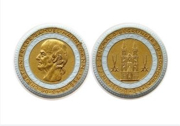 Embossed Trolley Coin manufacturer and supplier in China